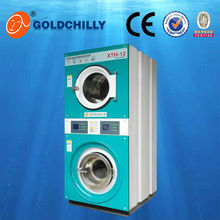 Laundry machine coin operated washer and dryer