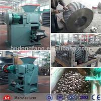 2015 Excellent iron ore fines briquette machine /sponge iron briquette machine by Dongfang with whole line CE