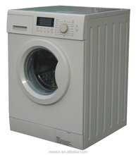 fully automatic front loading washing machine with 8kg