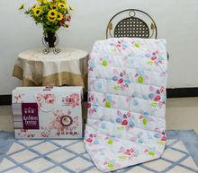 sigle size summer polyester fiber duvet for children