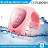 Mini Waterproof GPS&Smart Watch Tracker, RF-V22 Phone GPS Tracker for Kids, Special Take-off Alarm Make Your Kids More Safe