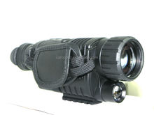 5MP Rifle Scope Night Vision Monocular as Hunter Scope with 1.44 LCD Display for Hunting Monocular