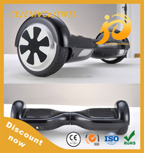 Promotion electric scooter 2 wheels balance car from China manufactory