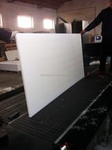 the factory of boron pe panel for hospital /uhmwpe sheet with boron