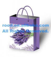 Hot sale high quality customized lovely paper gift bags for Christmas, Easter and red wine carrying