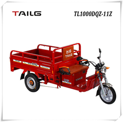 1000w adult tricycle carrying cargo 3 wheel vehicle for sales TL1000DQZ-11Z