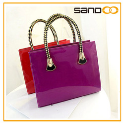 China supplier lady elegance bag, women leather posh bag