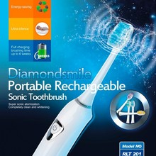 RLT201 Alibaba Express Sonic Rechargeable Head Adult Vibration Toothbrush Holder With Cover