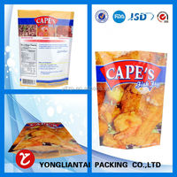2015 China market hot sale bag for roast chicken/ microwave hot/grilled roast chicken packaging bag