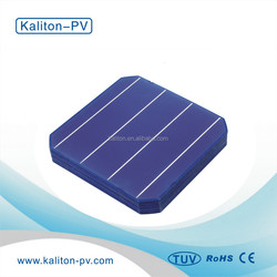 monocrystalline silicon solar cell,156mm X 156mm