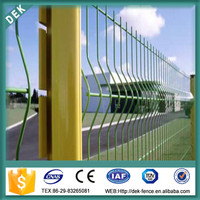 District Clear 1.5m Weld Pipe Fence