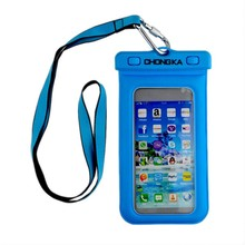 New design pvc waterproof cellphone bag with great price