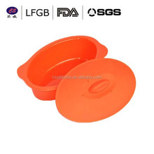 high quality silicone for lunch-box