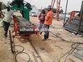 de alto rendimiento de diámetro tipo centrífugo tubería de concreto reforzado que hace la máquina para libia