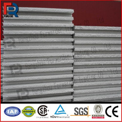 EPS sandwich panel/easy assembled/modular house & fabricated house & moveble house