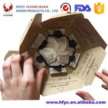 Luxury Paperboard Tea Packaging Box for Pu 'er Tea