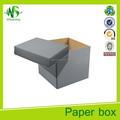 Boîte d'emballage en papier en gros, personnalisé