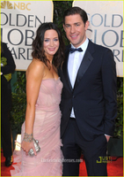 Celebrity Inspired Emily Blunt Golden Globe Awards 2010 Sweetheart Strapless Formal Dress