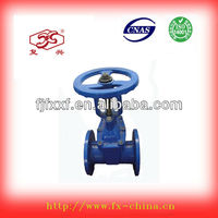 DN250 Rising stem soft-sealing gate valve cover