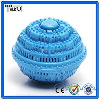 Eco friendly powder free magic laundry washing ball, Sterilize bacteria and germs plastic magic washing ball