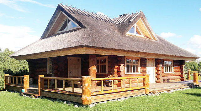 Log House Buy Log House Villa Cabin Cottage Product On