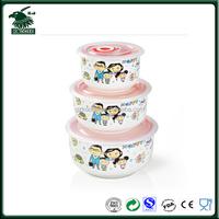 Plastic pp food preserving box/storage container
