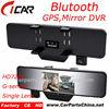 "NTK Solution, 4.3"" LCD Gps 12Mega Pixels Full Hd1080P Bluetooth Shenzhen Driving Recorder"