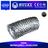 HVAC system al foil ventilation ducting flex return air duct