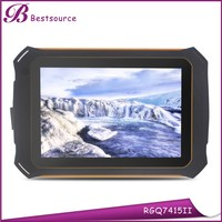 IP67 waterproof chinese brand tablet, low cost 3g tablet, long battery life 3g gps tablet