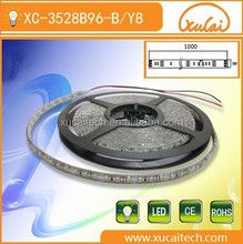 Most Popular smd3528 decorating 12v/24v flex led strip
