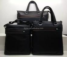 2015 New Fashion Genuine Leather Series Bags For Men Handbag Tote bag Shoulder Bag