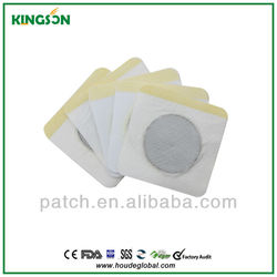 Best seller 2013 made in china Hoodia slimming patch