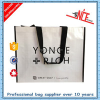 China colorful printing pp woven alibaba bags