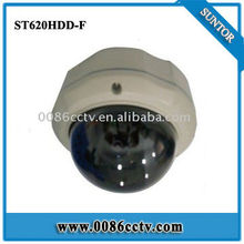620TVL Wide Dynamic Star Light Anti-riot Dome Security Camera
