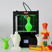 Industrial/model/family used single/dual nozzle U3 type FDM desktop 3D printer with factory price