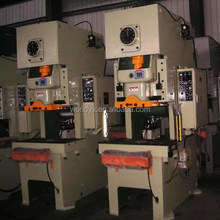 250kN wet clutch press with front open body