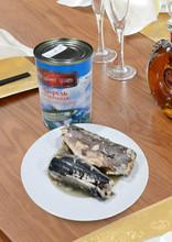 425g High Quality Canned Mackerel in Brine