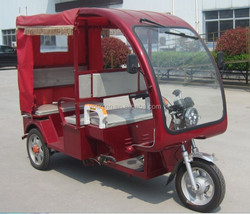 CCC certificates bajaj auto adult tricycle/rickshaw price made in China