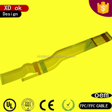 FPC Flex Cable with Connector for B508 Mobile Cell Phones customized