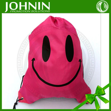 Factory Price Wholesale Fashion Style Nylon mesh Drawstring Bag