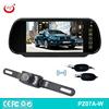 China Supplier 12V night vision wireless car reversing camera system