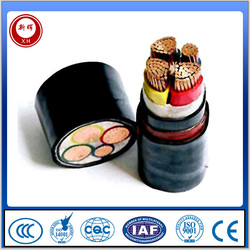 transmission line iso9001 medium voltage copper conductor electrical wire and cable