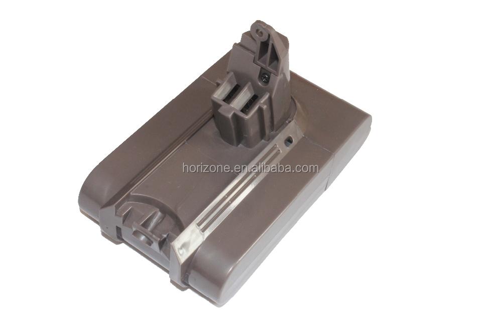 2200mah replacement li ion battery for dyson dc58 dc59 dc61 dc62 vacuum cleaner. Black Bedroom Furniture Sets. Home Design Ideas