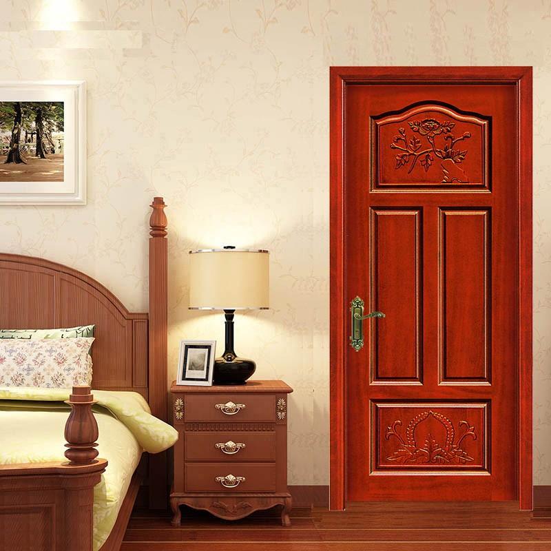 solide porte en bois porte chambre entre principale conception modle porte intrieure caractristique - Modele Porte Chambre