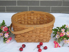 bamboo products plastic rattan storage box