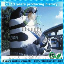 wonderful giant inflatable basketball shoes