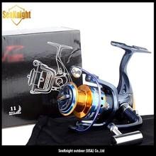 CC3000 Metal Spinning Ice Winter Fishing Gear 10+1BB Fishing Reel