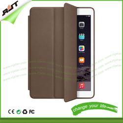 12.9 inch Good quality pc flip case for ipad pro leather