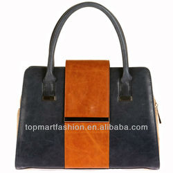 2014 spring and summer 100% genuine leather bags vintage women tote bags