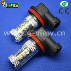 Hotsale highlumen auto led car light,led car lamp h8, auto led lighting 80w